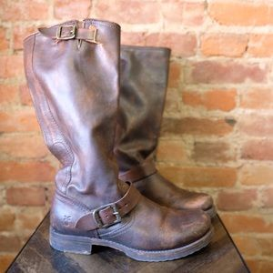 Veronica Slouch Frye Boot